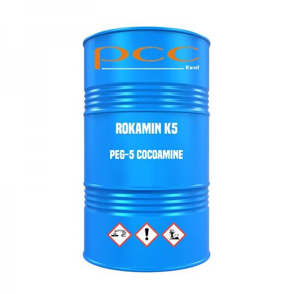 ROKAmin K5 (PEG-5 Cocoamine) - Fass