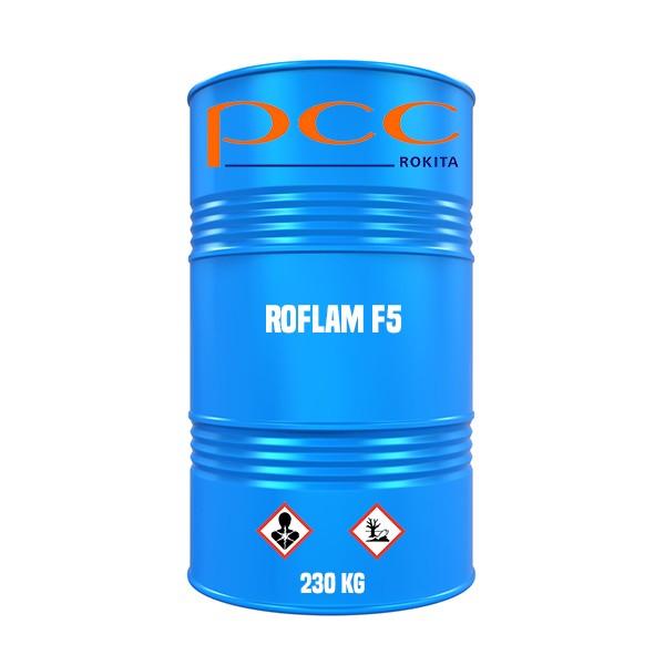 Roflam F5 Flammschutzmittel - Fass 230 kg
