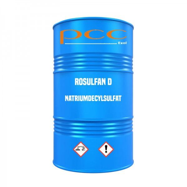 ROSULfan D (Natriumdecylsulfat) - Fass